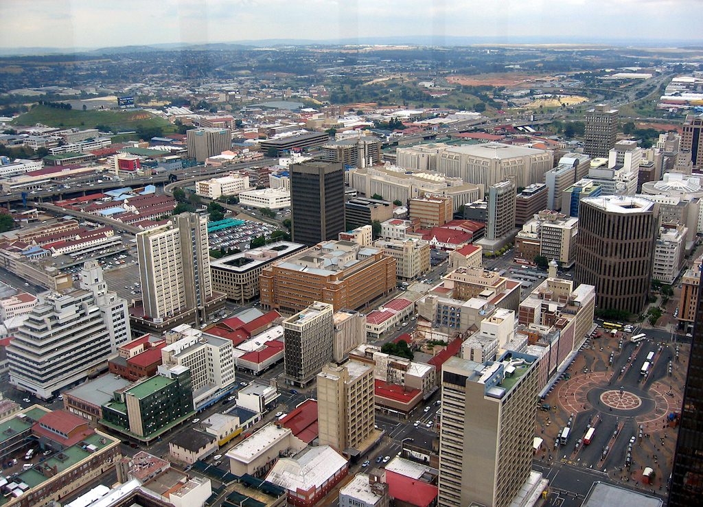 places to visit in Johannesburg