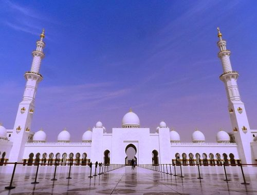 Abu Dhabi attractions